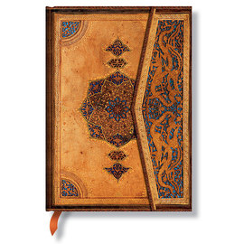 Unlined Midi Paperblanks Safavid Journal - 1