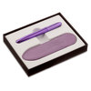 Purple Fisher Space Pen Bullet with Slip Case Set - 1