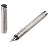 Lamy Logo Fountain Pen Stainless Steel - 2