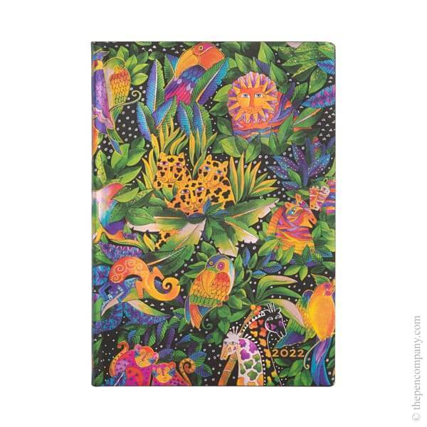 Midi Paperblanks Whimsical Creations Flexi 2022 Diary 2022 Diary