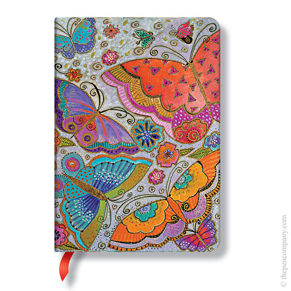 Midi Paperblanks Laurel Burch - Flutterbyes Journal Lined