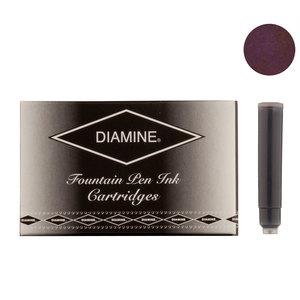 Diamine Imperial Purple Fountian Pen Cartridges 18 Pack - 1
