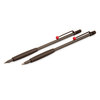 Tombow Zoom 707 Ball Pen and Pencil Grey with Red - 1