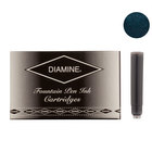 Diamine Blue-Black Fountain Pen Cartridges 18 Pack - 1