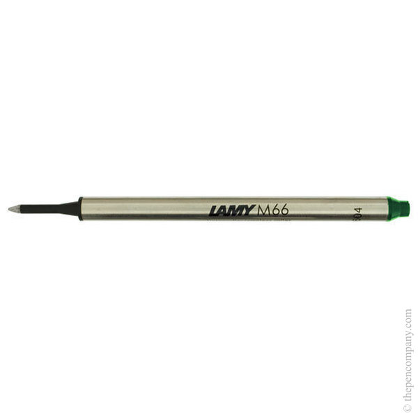 Green Lamy M66 Capless Rollerball Refill Refill