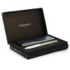 Porsche Design P3110 Fountain Pen Stainless Steel/Gold Medium Nib - 2