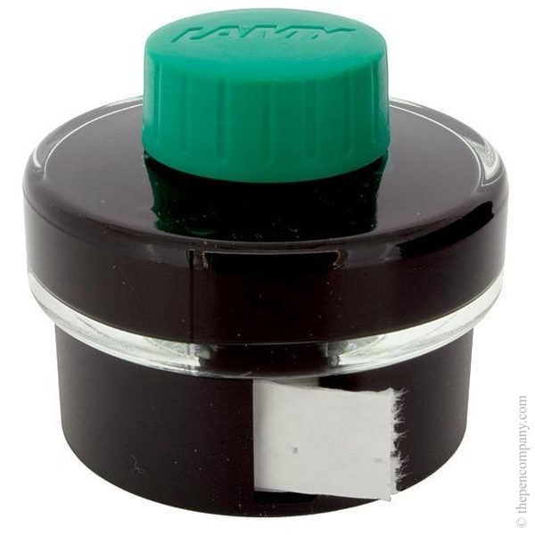 Green Lamy T52 Bottled Ink