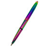 Fisher Bullet space Pen Rainbow Titanium Nitride-1