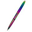 Fisher Bullet space Pen Rainbow Titanium Nitride-1