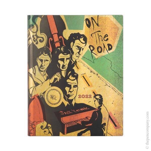Ultra Paperblanks Jack Kerouac Flexi 2022 Diary 2022 Diary