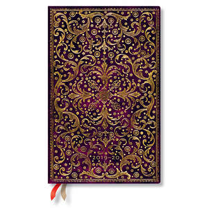 Maxi Paperblanks Aurelia 2019-2020 18 Month Diary Vertical Week-to-View - 1