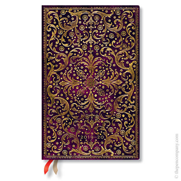 Maxi Paperblanks Aurelia 2019-2020 18 Month Diary Academic Diary