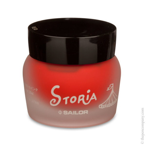 Fire Sailor Bottled Storia Pigment Ink