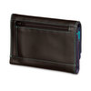 Mywalit Double Flap Purse Black Pace - 1