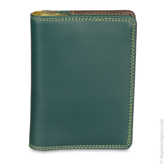 Mywalit Credit Card Holder with Insert Evergreen - 1