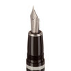 Delta Titanio Galassia Grey Fountain Pen - 5