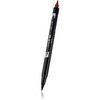 Tombow ABT brush pen 757 Port Red - 1