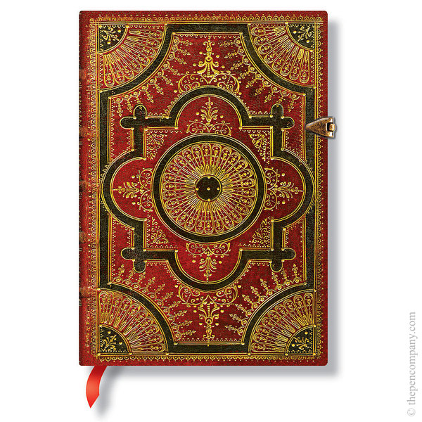 Midi Paperblanks Baroque Ventaglio Journal Journal