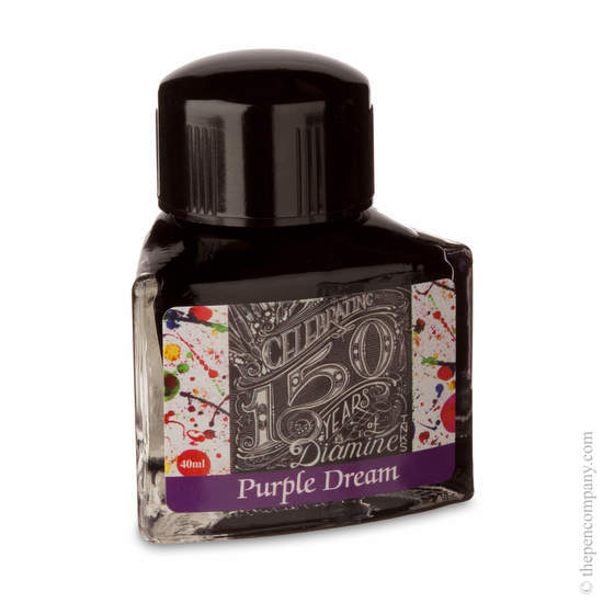 Purple Dream Diamine 150th Anniversary Ink - 1