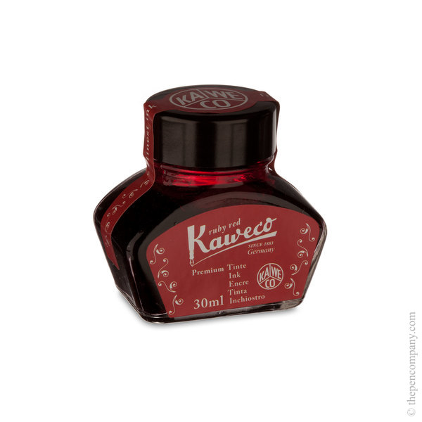 Ruby Red Kaweco Bottled Ink