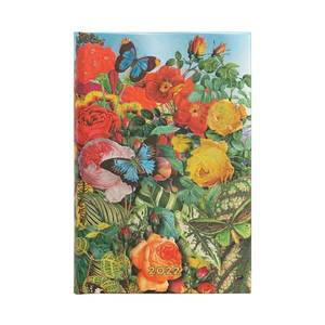 Paperblanks Nature Montages 2022 Diary 2022 Diary Mini Butterfly Garden - 3