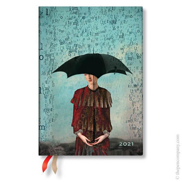 Midi Paperblanks Free Your Mind Flexi 2021 Diary 2021 Diary