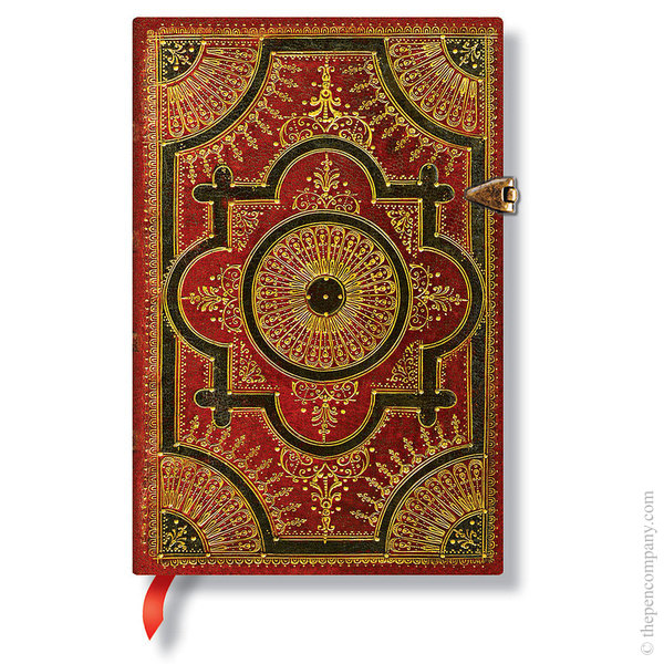 Mini Paperblanks Baroque Ventaglio Journal