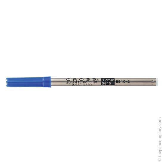 Blue Cross Slim Gel Rolling Ball Refill - 1