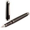 Black Pilot Falcon Fountain Pen - Medium Nib - 3