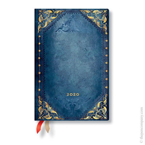 Mini Paperblanks The New Romantics Flexi 2020 Diary