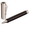 Black Graf von Faber-Castell Intuition Platino Fluted Rollerball Pen - 2
