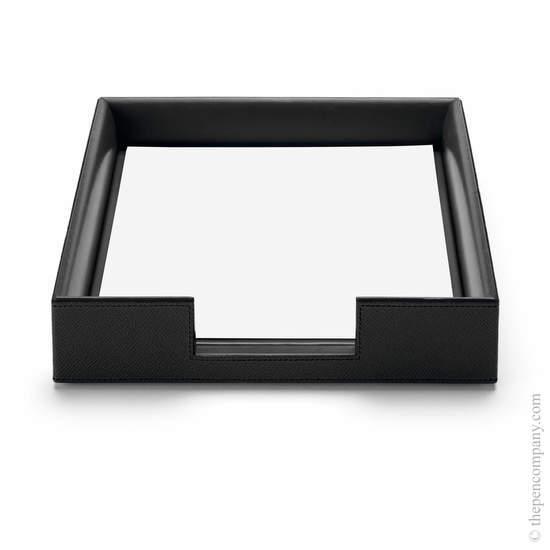Black Graf von Faber-Castell Pure Elegance A4 Document Holder - 1