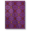 Midi Paperblanks French Ornate Violet Address Book - 1