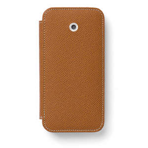 Cognac Graf von Faber-Castell Epsom iPhone 8 Cover Phone Case - 1