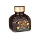 Diamine Green-Black Fountain Pen Ink 80m - 1