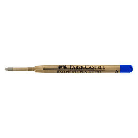 Faber-Castell Ballpoint Pen Refill Blue Medium Point - 1