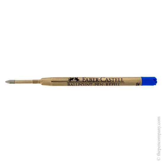 Faber-Castell Ballpoint Pen Refill Blue Medium Point - 1