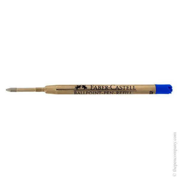 Blue Faber-Castell Ball Pen Refill Refill Medium