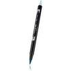 Tombow ABT brush pen 491 Glacier Blue - 2