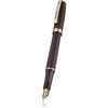 Sheaffer Prelude fountain pen - matt black with gold trim - 1