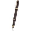 Sheaffer Prelude fountain pen - matt black with gold trim - 1