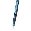 Blue Schneider Base Fountain Pen - 1