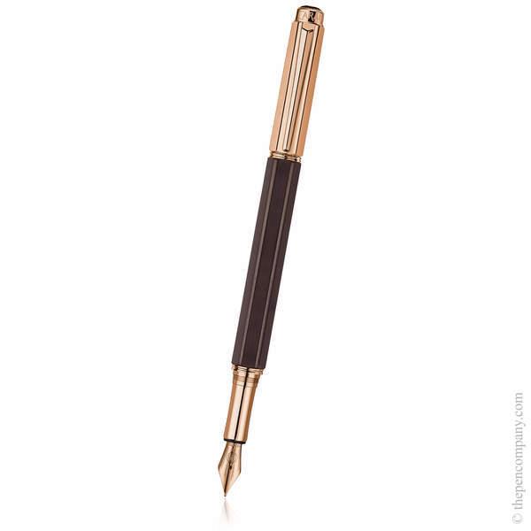Caran d'Ache Varius Ebony Fountain Pen
