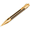 Caran d'ache Varius Chinablack Mechanical Pencil Gold - 2