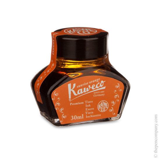 Kaweco Bottled Ink Sunrise Orange - 1