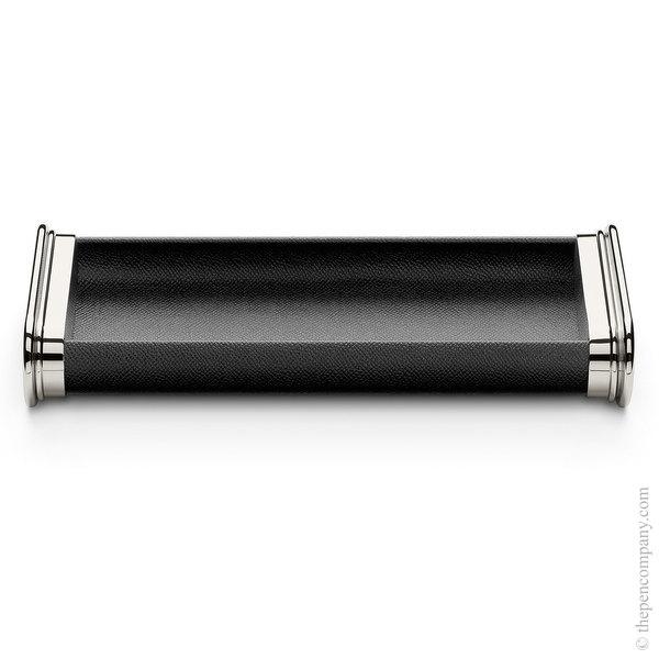 Black Graf von Faber-Castell Epsom Pen Tray Pen Tray
