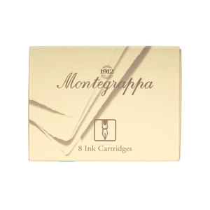 Montegrappa Standard Short Ink Cartridge - 1