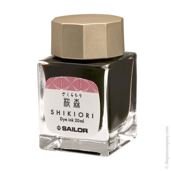 Sakuramori Sailor Bottled Shikiori Ink