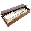 Graf von Faber-Castell Classic Sterling Silver Fountain Pen Medium Nib - 6