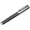 Sheaffer Intensity carbon fibre rollerball pen with chrome cap - 1